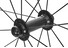 "Shimano WH-RS01 kiekko 28"" , harmaa/musta"